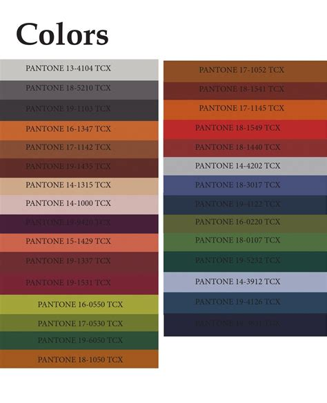 color of strength trend book