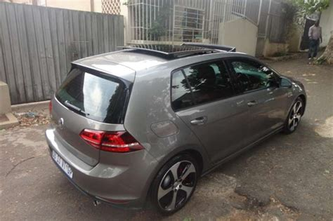 Golf 7 Auto It by 2014 Vw Golf Golf 7 Gti Dsg Auto Cars For Sale In Gauteng