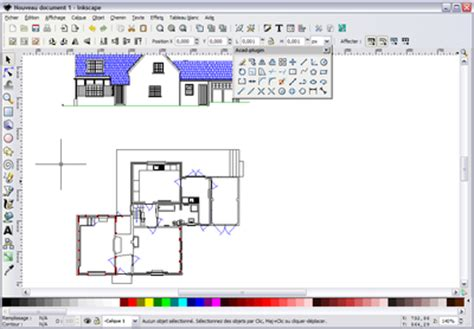 inkscape tutorial technical drawing user billybug acad plugin ang inkscape wiki