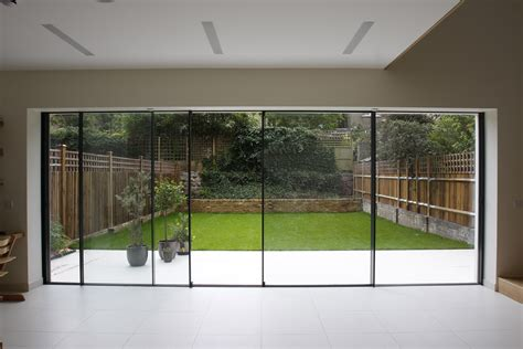 External Patio Doors White Bi Fold Patio Doors Modern Patio Outdoor