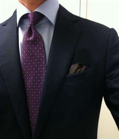 navy suit light blue shirt navy suit purple tie light blue shirt s business