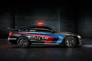 2015 bmw m4 motogp safety car unveiled car news sports