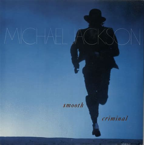 Michael Jackson Criminal Record Michael Jackson Smooth Criminal Uk 7 Quot Vinyl Single 7 Inch Record 43146