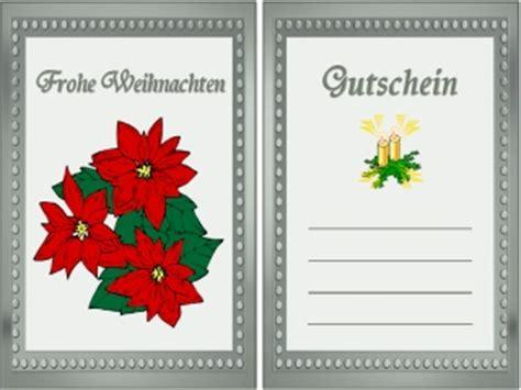Word Vorlage Weihnachten Kostenlos Weihnachten Gutschein Vorlage