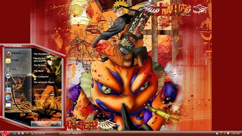 download themes naruto windows xp download naruto shippuden theme for xp com hf all