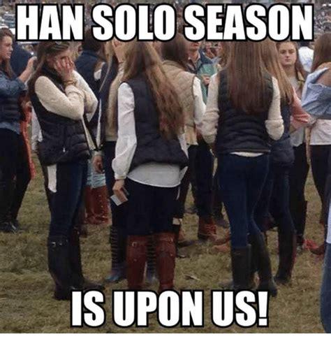 han meme han season is upon us han meme on me me