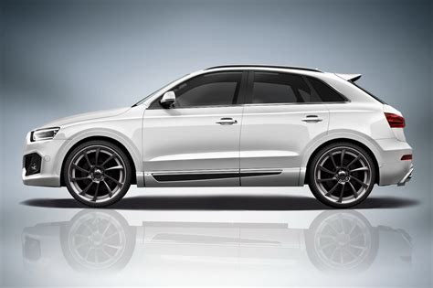 Abt Tuning Audi by Abt Launches New Tuning Program For Audi Q3