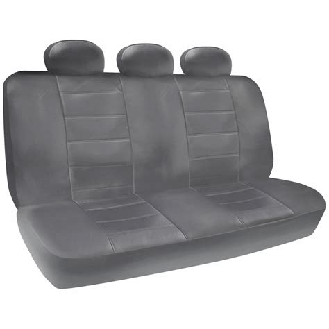 rear seat covers for suv suv seat covers 3 row pu leather side armrest airbag