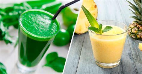 Suco Detox Simples by 7 Receitas Simples De Sucos Detox Para Emagrecer Mais