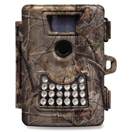 bushnell realtree 6.0mp autosensor night vision game/trail