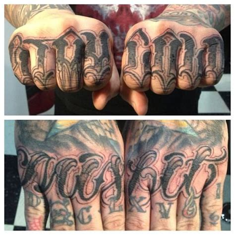 tattoo font for finger 1000 images about tattoos fingers on pinterest fonts