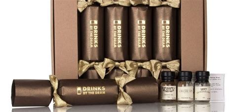 you can now get christmas crackers full of gin smooth