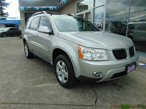 2007 Pontiac Torrent For Sale by 2007 Pontiac Torrent Suv Vehicles For Sale