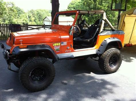1989 Jeep Wrangler Automatic Transmission Sell New 1989 Jeep Wrangler Yj With Rebuilt Chevy 350 And
