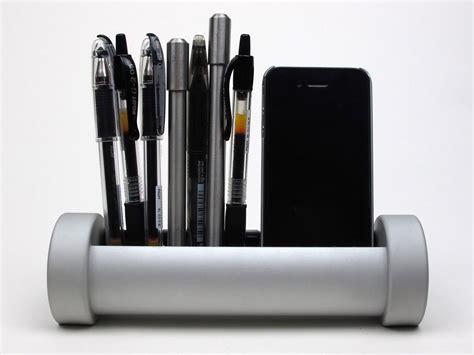 Phx Desk Organizer For Pens Cords And More Gadgetsin Desk Storage Organizers