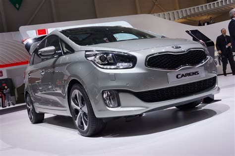 2013 Kia Carens Kia Carens Geneva 2013 Picture 82256
