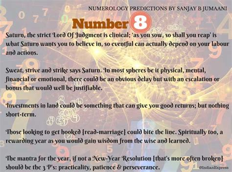 numerology predictions 2015 what the year of saturn has