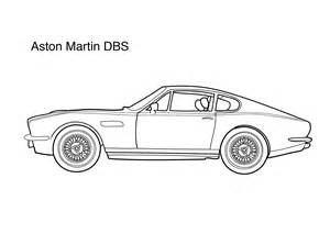 Aston Martin Coloring Pages Aston Martin Wallpapercraft