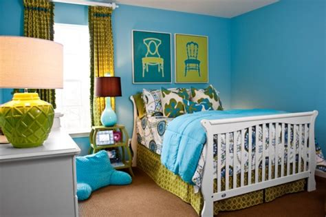 lime green and turquoise bedroom how to bring power color combinations into your interiors