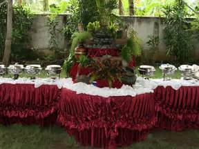How To Set Up A Buffet Table For A Wedding Pictures Of Pretty Buffet Dinner Receptions Reception