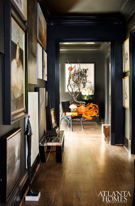 erica george dines atlanta homes home design decor upstairs gallery design by michel boyd smithboyd
