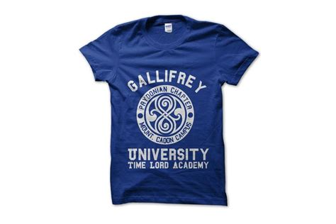 Gallifrey Shirt Doctor Who Dr T Shirt 1 doctor who gallifrey t shirt inviverse