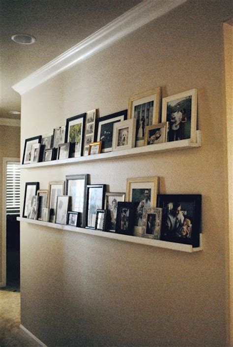 picture ledge ideas picture ledge step by step and pictures on pinterest