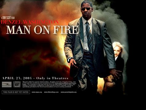 denzel washington dakota fanning man on fire modest movie