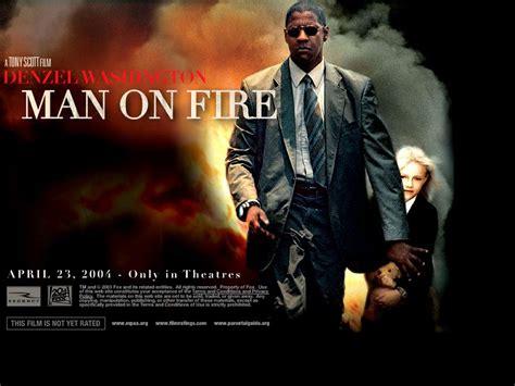 denzel washington dakota fanning film del giorno man on fire il fuoco della