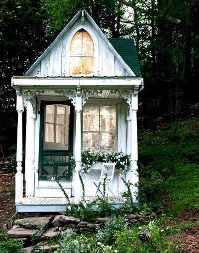 Small Vintage Homes Vintage A Cottage In The Woods