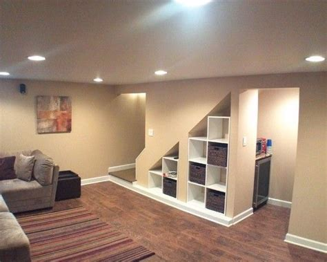Finished Basement Storage Ideas 17 Best Images About Cool Basements On Basement Remodeling Contemporary Bathrooms