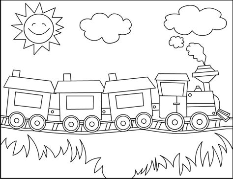 train coloring pages for toddlers train coloring page image clipart images grig3 org