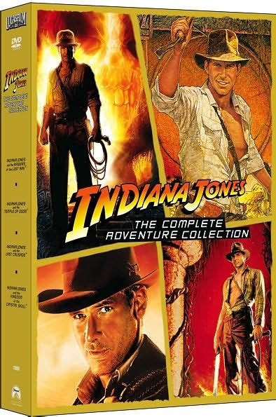 film petualangan indiana jones indiana jones the complete adventures collection by