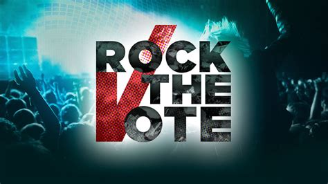 Voting On What To Call The In My W by The Frame 174 Audio Rock The Vote Motivating Voters