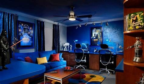 Gaming Room Decor 47 Epic Room Decoration Ideas For 2017