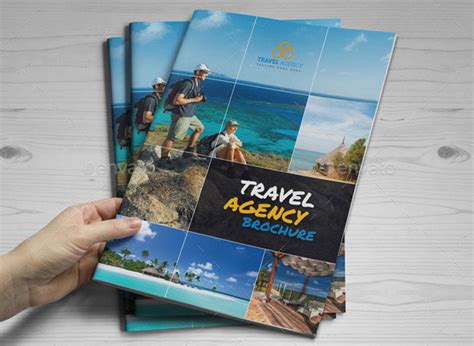 16 Wonderful PSD & InDesign Travel Brochure Templates