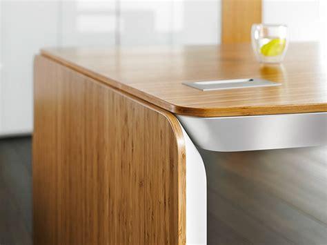 Schreibtisch Abgerundet by Designschreibtisch Erange