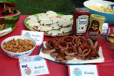 puppy themed names dog themed party food names food