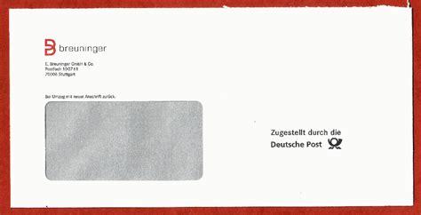 Regeln Offizieller Brief Philaseiten De Entgeltvermerke Sammelw 252 Rdig