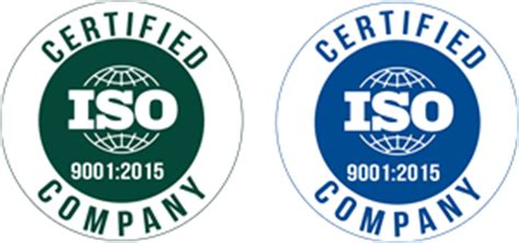 Industry Iso 9001:2015 Logo Vector (.AI) Free Download