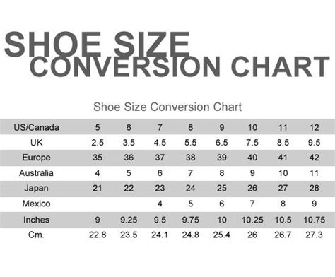 us shoe size chart shoe size conversion chart events weddings