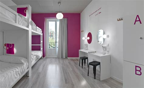 Luxury Bunk Beds For Adults u hostel the first luxury hostel in madrid gap year