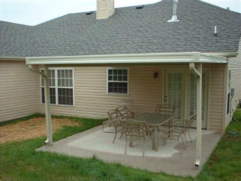 Backyard Deck Covers by Aluminum Patio Deck Covers Free Estimates