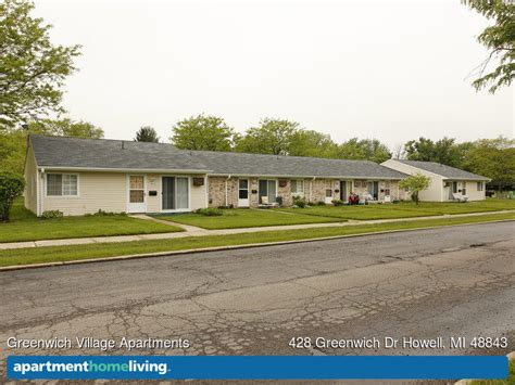 Greenwich Apartments Howell Mi Apartments For Rent