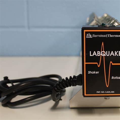 Shaker Rotator refurbished barnstead thermolyne labquake shaker rotator