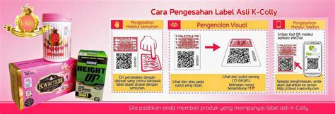 Collagen K Colly k colly sweet 17 testimoni k colly booster k colly review