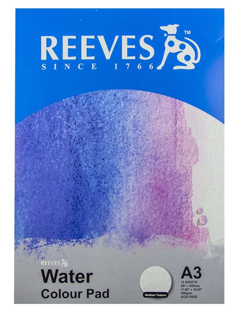Sale Reeves Water Colour Pad A5 products craft materials stationery office