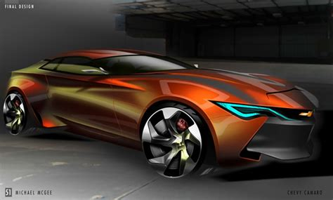 chevrolet category 2016 new cars future cars 2016 2016 next generation chevrolet camaro previewed by 1 3 scale