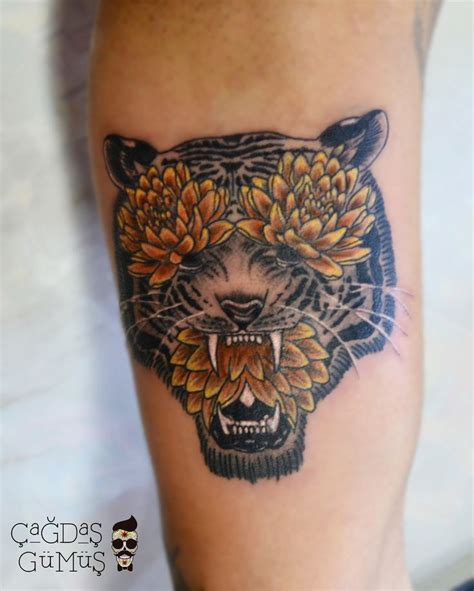 tiger lotus tattoo 84 best work images on irezumi