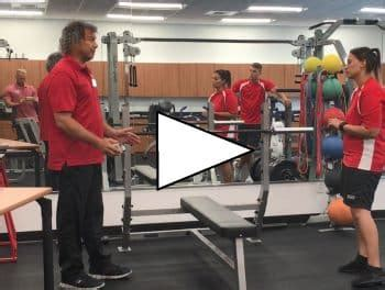 ymca bench press test coach s corner melbourne smft discusses bench press test